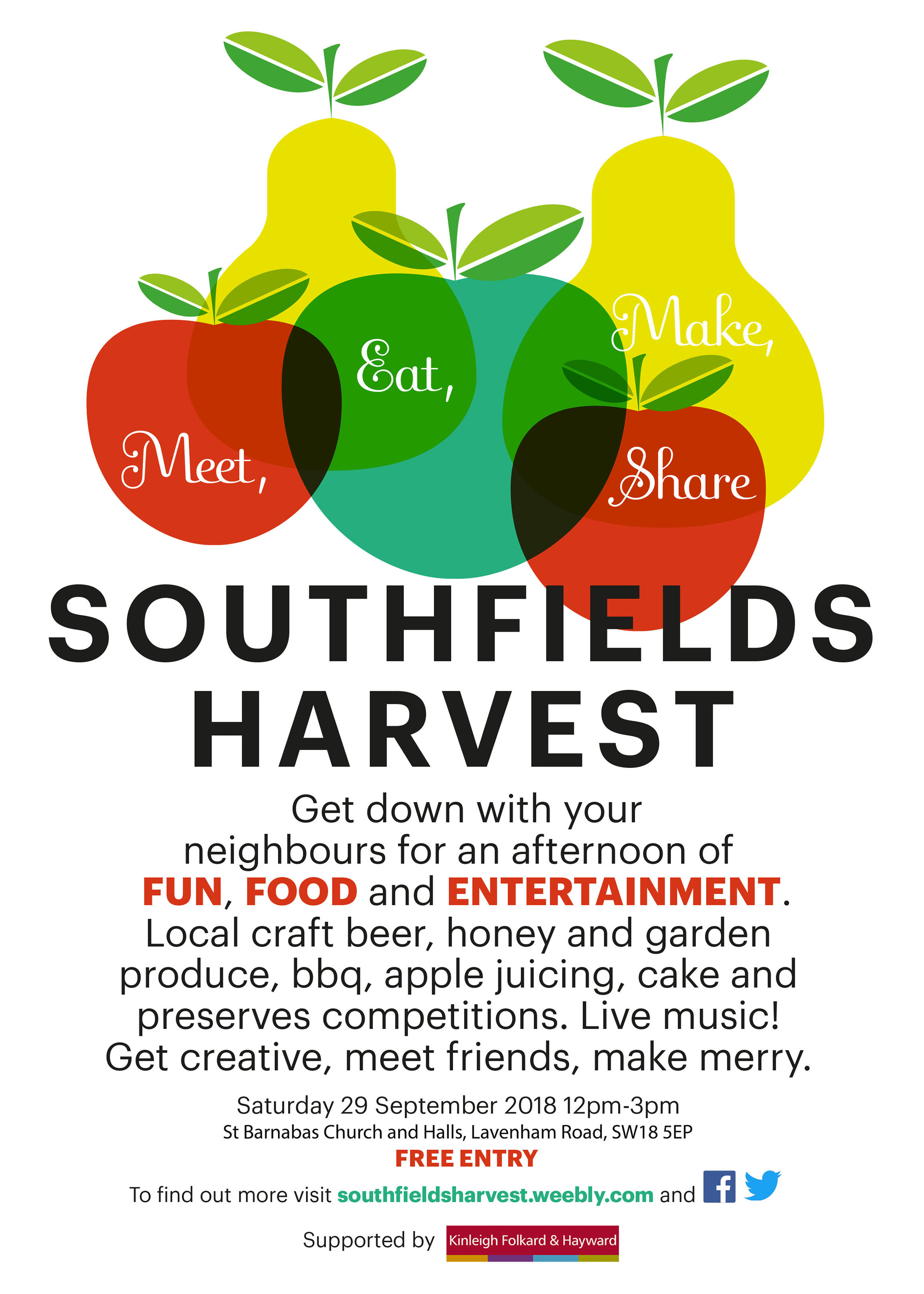 Southfields Harvest