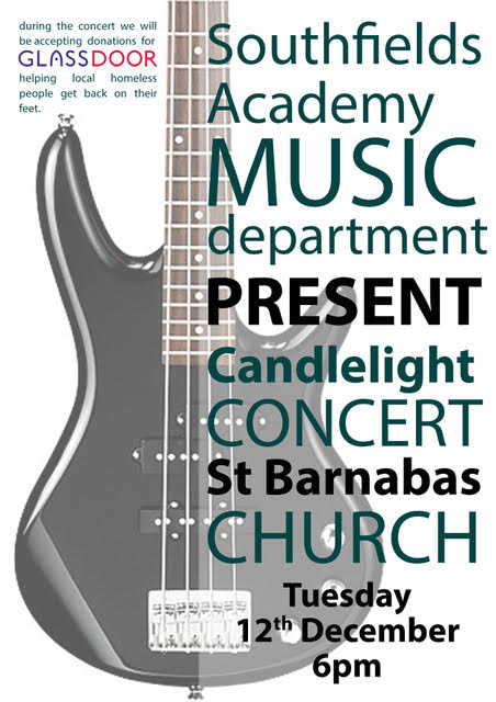 Southfields Academy Music Department Candlelight Concert